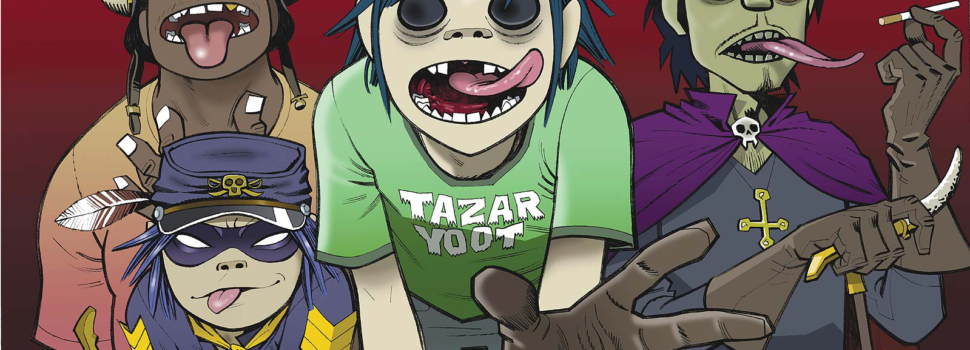 Gorillaz' Beast Of A Collaboration!