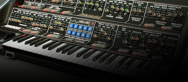 New XILS-Lab Poly Moog Spied