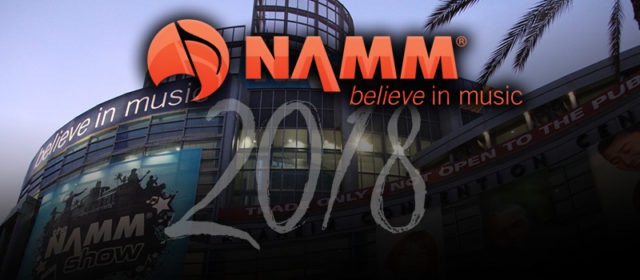 Top 8 Most Exciting NAMM 2018 Announcements