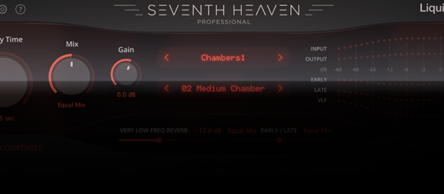 Liquidsonics' Seventh Heaven Released