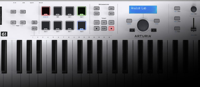 Arturia Keylab Essential 61 Review